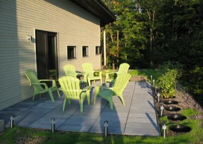 Résidence privé Lac Beauport
